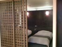 山代温泉 彩華の宿 多々見のベッドルーム