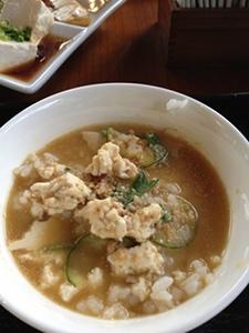 宮崎名物「冷や飯」