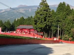 宝来宝来(ホギホギ)神社の全景1