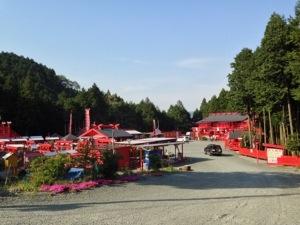 宝来宝来(ホギホギ)神社の全景3