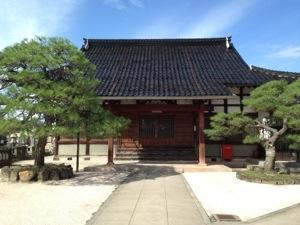 寺町通りのお寺