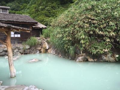 乳頭温泉鶴の湯