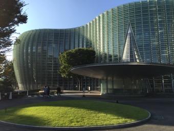 東京新美術館