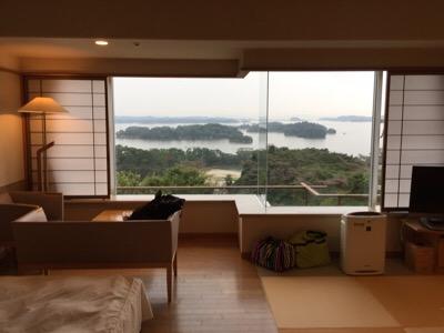 日本三景・松島、ホテル松島大観荘