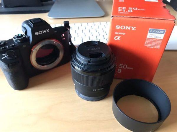 SEL50F18F(標準単焦点レンズ)レビュー