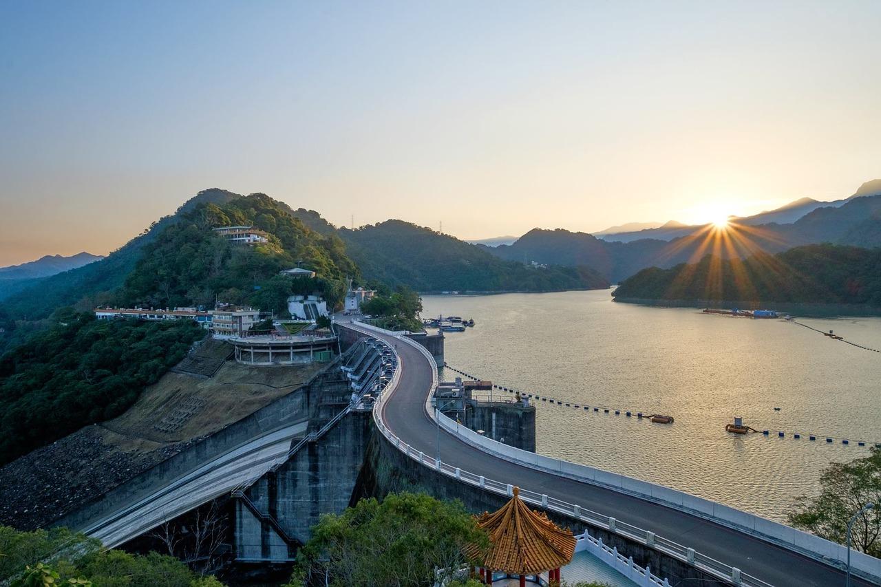 台湾石門ダム